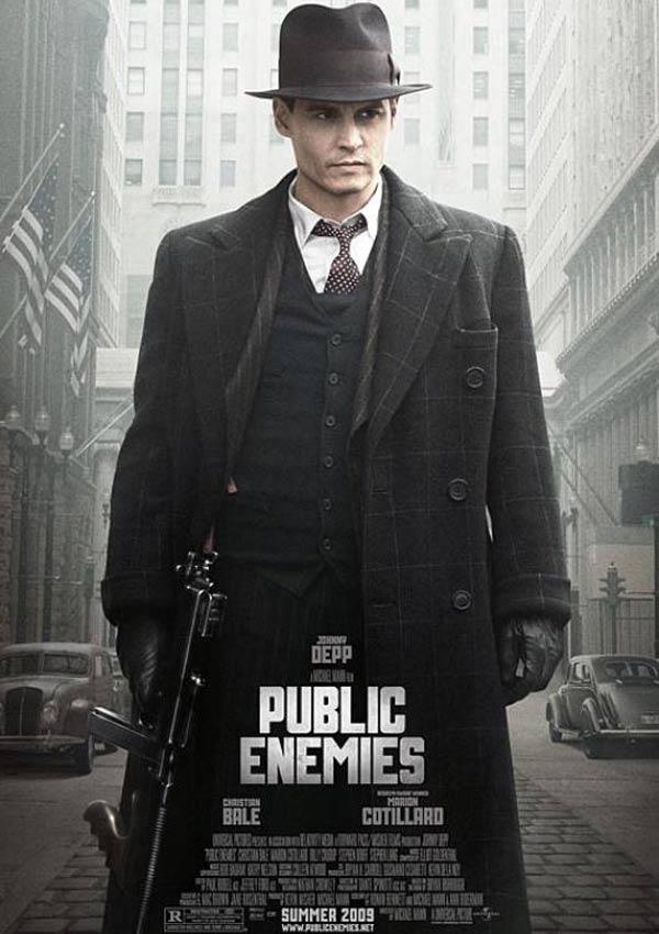 Public ennemies poster
